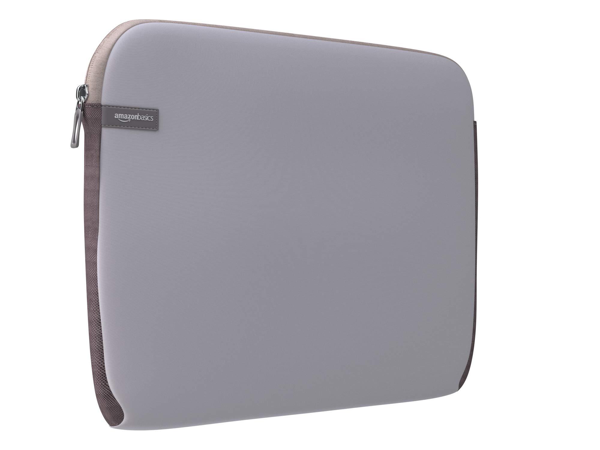 AmazonBasics 13.3-inch Laptop Sleeve (Grey) product image