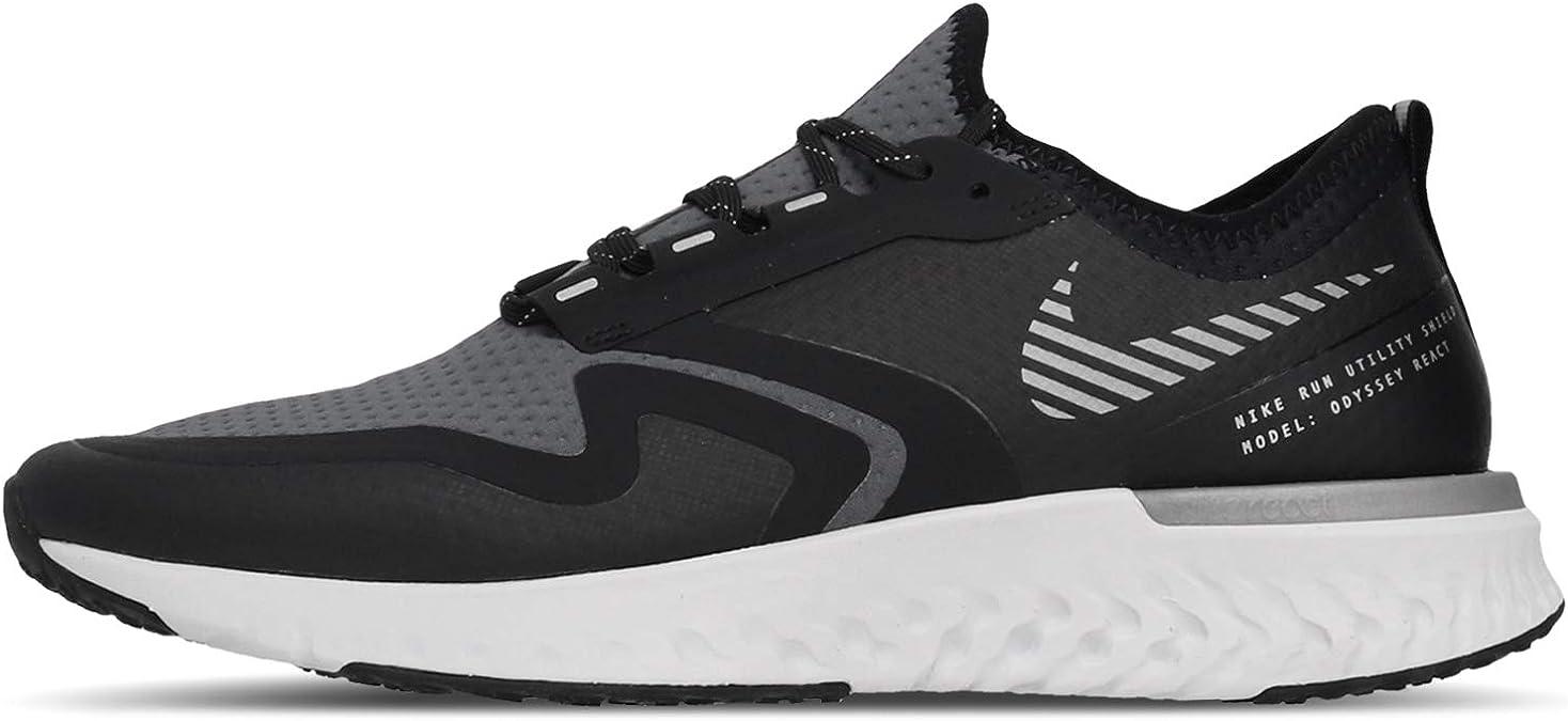 NIKE Odyssey React 2 Shield, Zapatillas de Running para Hombre: Amazon.es: Zapatos y complementos
