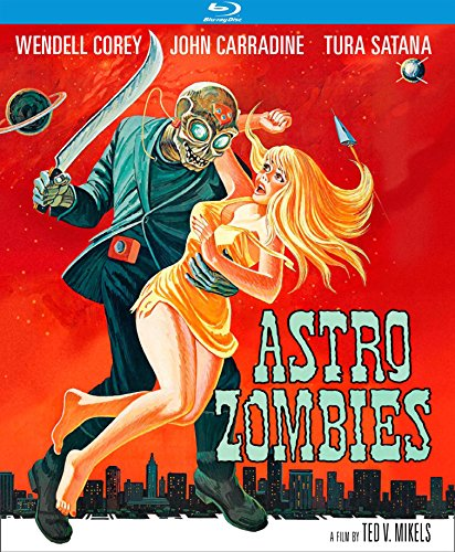 The Astro-Zombies (with optional RiffTrax) [Blu-ray] ()