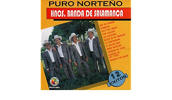 Corrido de los Perez de Los Hermanos Banda De Salamanca en ...