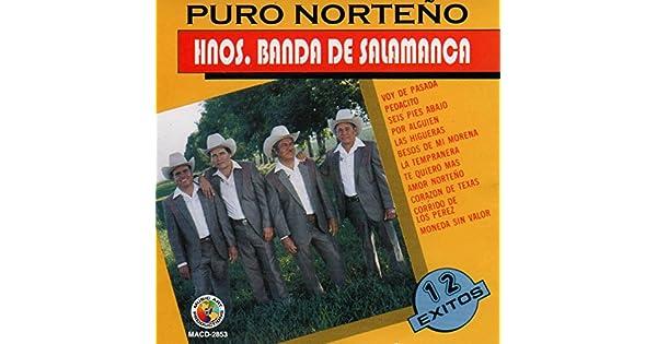 Amazon.com: Amor Norteno: Los Hermanos Banda De Salamanca ...