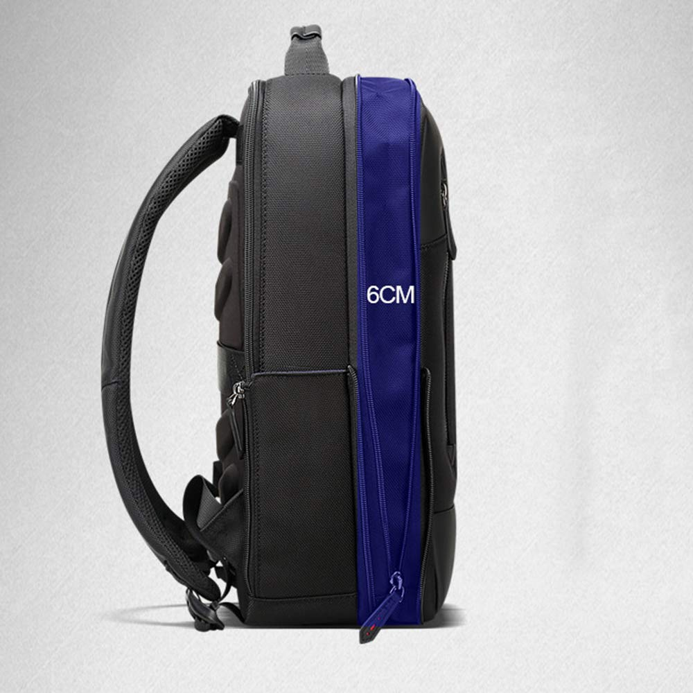 Amazon.com: ROOKLY Laptop Backpack Anti Theft Business Casual Daypack with USB Charging Port Water Resistant College School Bag for Women Men Fits 15.6 Inch ...