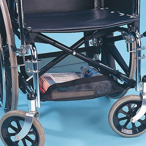 Access Wheelchair Underneath Carryon Tote