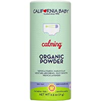 California Baby Calming Organic Non-Talc Powder, 74ml