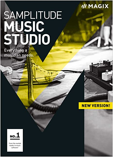MAGIX Samplitude Music Studio 2017 Download