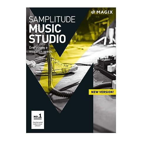 MAGIX Samplitude Music Studio 2017 [Download] (Magix Studio Software)
