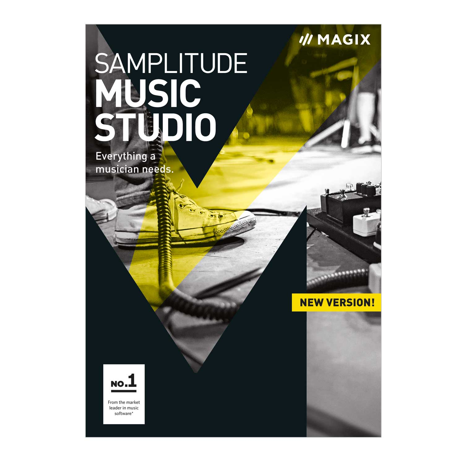MAGIX Samplitude Music Studio 2017 [Download] by MAGIX