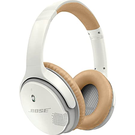 Bose SoundLink Around-ear Wireless Headphones II White
