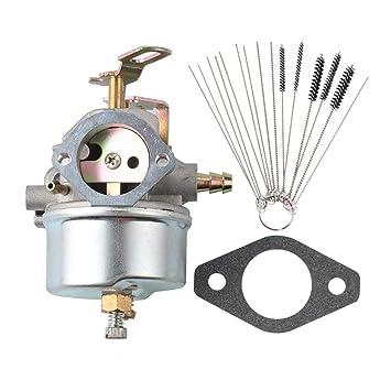 Amazon com: Dalom 632334A Carburetor w Carb Cleaning Tool