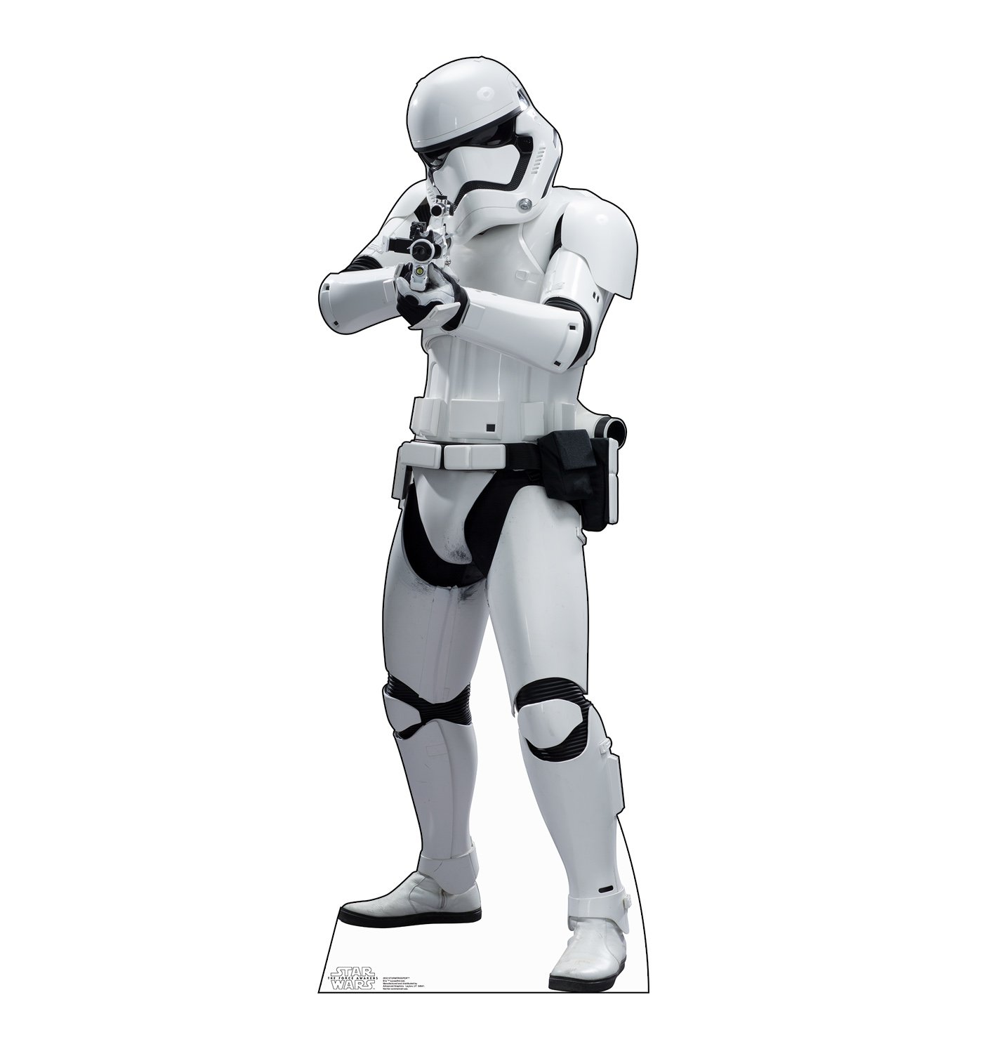 Advanced Graphics Stormtrooper Life Size Cardboard Cutout Standup - Star Wars VII: The Force Awakens by Advanced Graphics