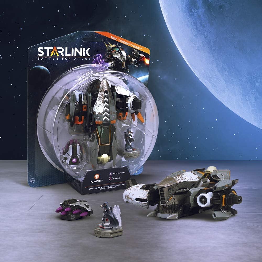 Ubisoft Starlink Battle for Atlas: Starship Pack Nadir - Accesorios y piezas de videoconsolas (Multicolor, Ampolla): Amazon.es: Videojuegos