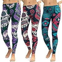 TAORE Leggings Women High Waist Gym Yoga Running Fitness Leggings Pants Workout Leggings