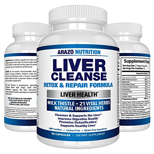 Liver Cleanse Detox Repair Formula product image