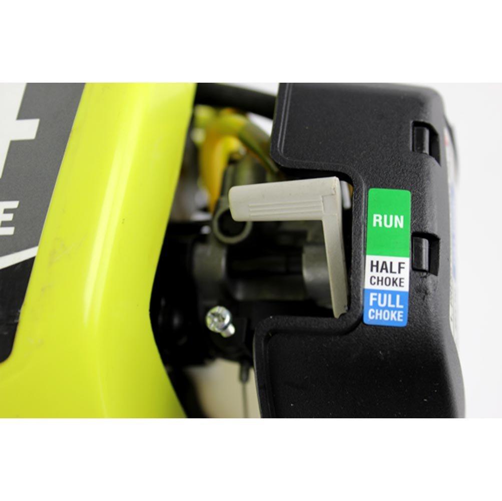 Ryobi ry34440 30 cc recto eje 4 ciclo contadores de gas Powered ...