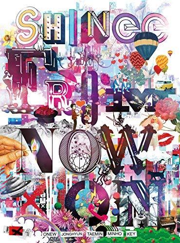 샤이니 SHINee THE BEST FROM NOW ON(완전 첫 생산 한정반A)(2CD+Blu-ray첨부)