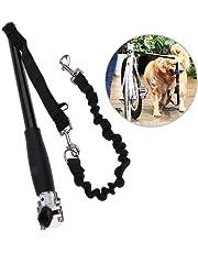 Wefaner Dog Bicycle Exerciser Leash Hands Free Bicycle Dog Leash