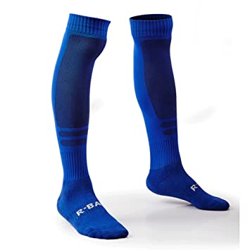 87a48e079c Amazon.com: Men Sports Athletic Compression Socks Professional ...
