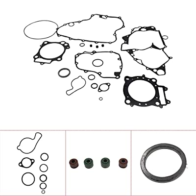 Complete Gasket Kit Top & Bottom End Engine Set For Honda CRF450R 2002-2008: Automotive