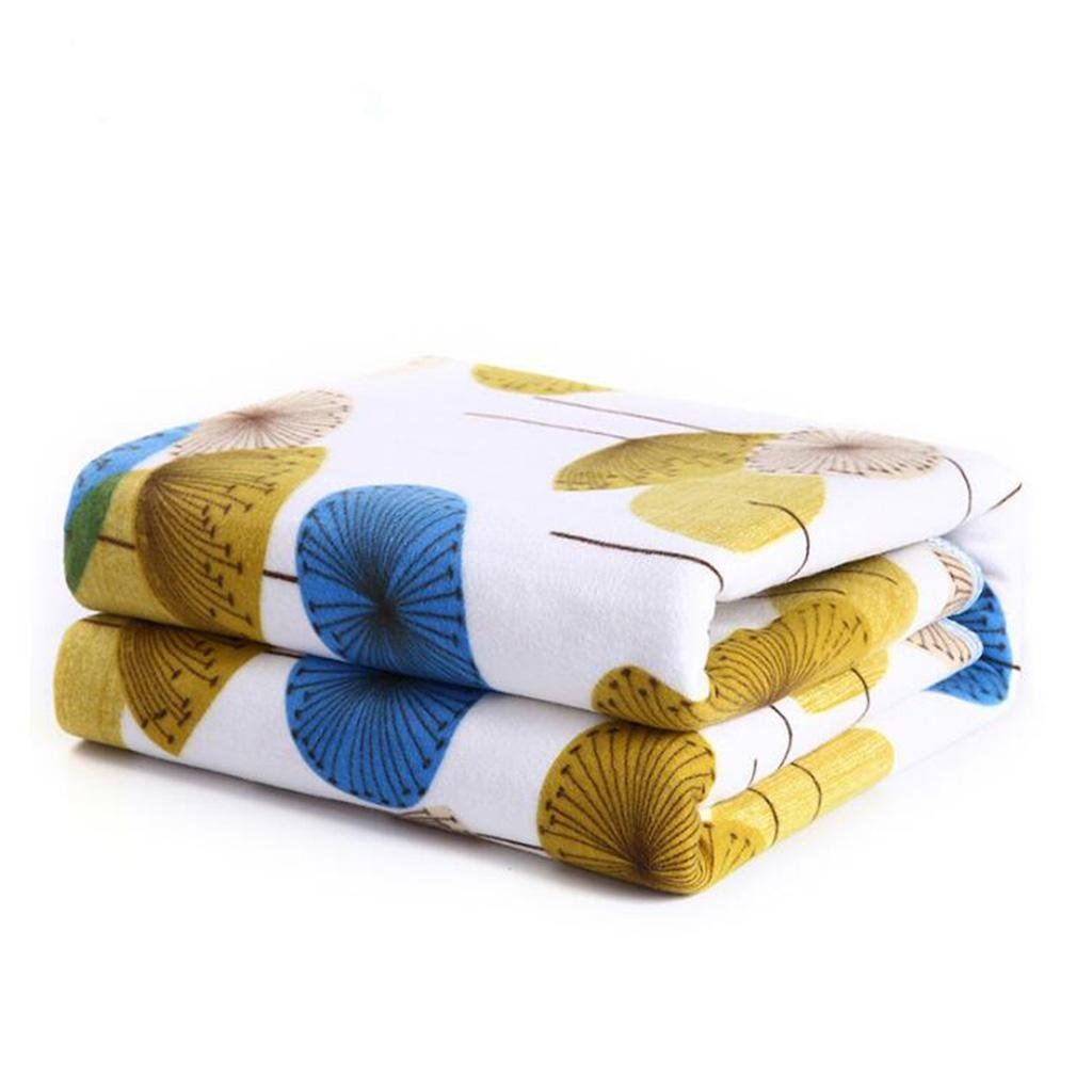 X&Y Car Electric Blankets 24V Electro-Thermal Cushion Individual Heating Pad 70 150cm , yellow