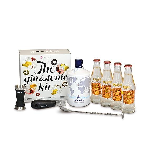 Ginebra Nordés pack premium: Amazon.es: Alimentación y bebidas