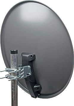 Schwaiger Spi996 1 Stahl Sat Spiegel Elektronik