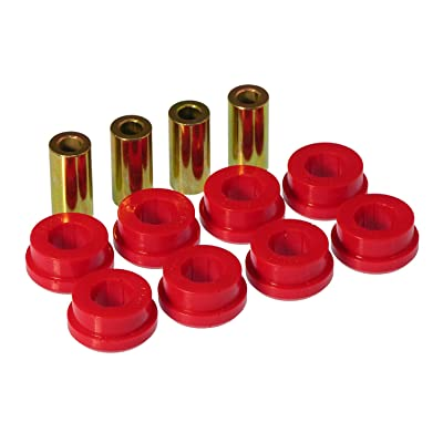 Prothane 8-213 Red Front Upper Control Arm Bushing Kit: Automotive