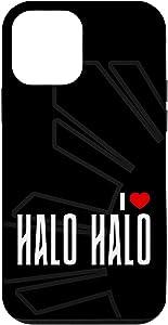 iPhone 12 mini I Love Halo Halo - Filipino Food Case