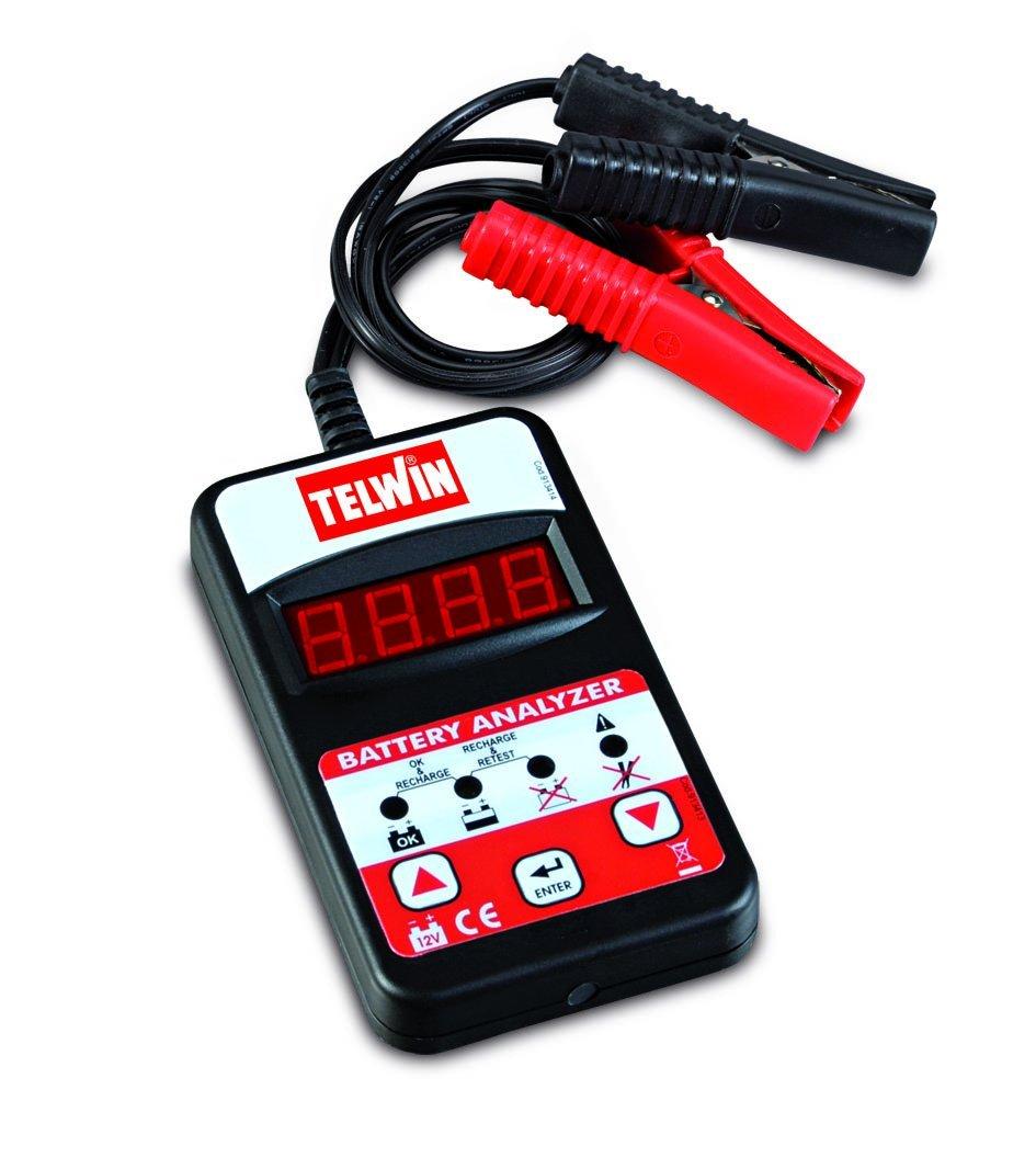 Telwin 802605 DT400 Testeur de batterie numé rique Telwin S.p.A. 802605.0