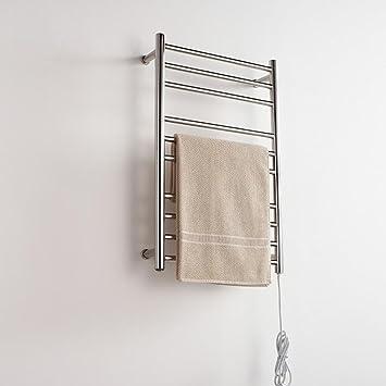 Wrh Towel Warmer Wand Befestigter Edelstahl Elektrischer