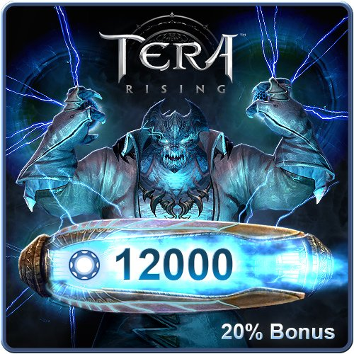 12000 EMP: TERA: Rising [Instant Access] by En Masse Entertainment