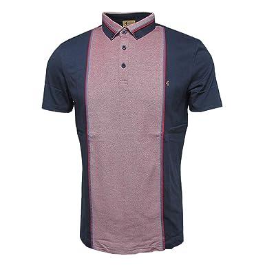 067301c95 Gabicci Vintage Mens Piper 60s Retro Polo Shirt  Amazon.co.uk  Clothing