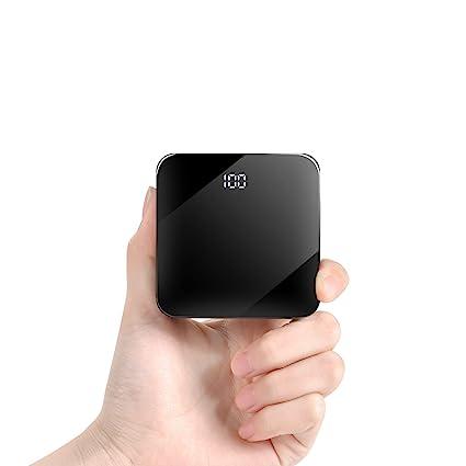 Amazon.com: Mini cargador portátil de 10000 mAh de alta ...