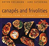Canapes and Frivolities, Anton Edelmann and Jane Suthering, 1851458247