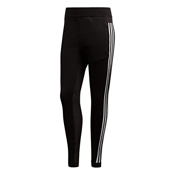 adidas Damen ID Striker Hose Sporthosen Lang, Black, 2XL