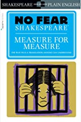 Measure for Measure (No Fear Shakespeare) Paperback