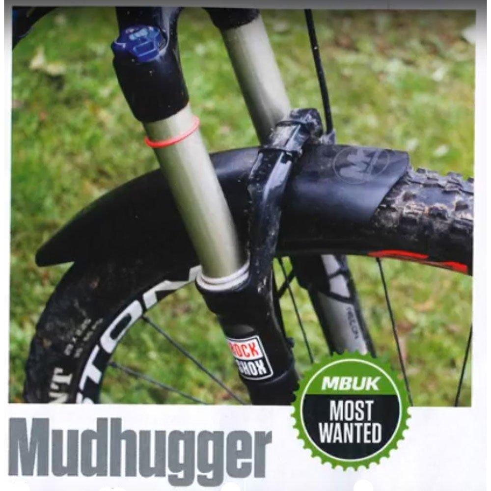 Mudhugger MTB Vorder-Schutzblech für Mountain-Bike mit Federung–Shorty MMU02
