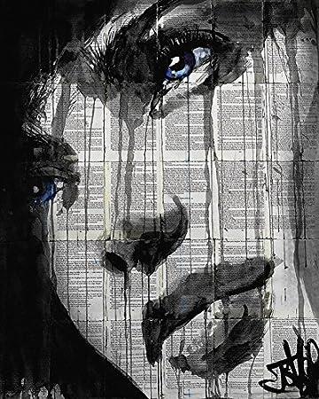 Art Print 30 x 40cm poetica Loui Jover