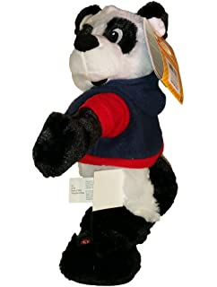 Twerking Dancing Plush Panda [Song - Wobble]