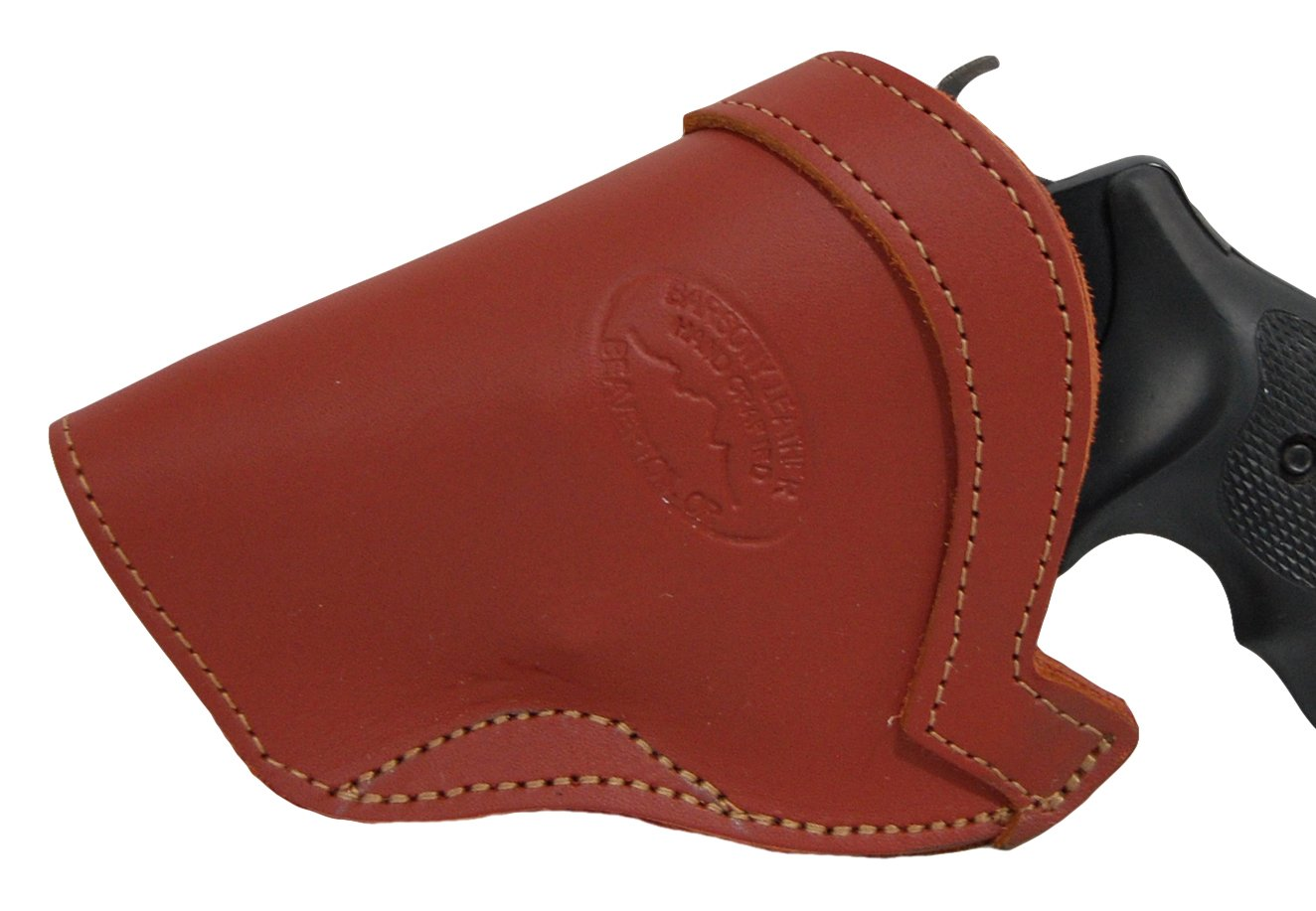 Barsony Holsters and Belts Left Hand Holster for TAURUS 605; 650, Burgundy, 2 2 Barsony Holsters & Belts 68-8BU_left_TAURUS 605; 650