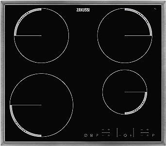 Zanussi ZIT6460XB - Cocina autosuficiente (inducción, 60 cm ...