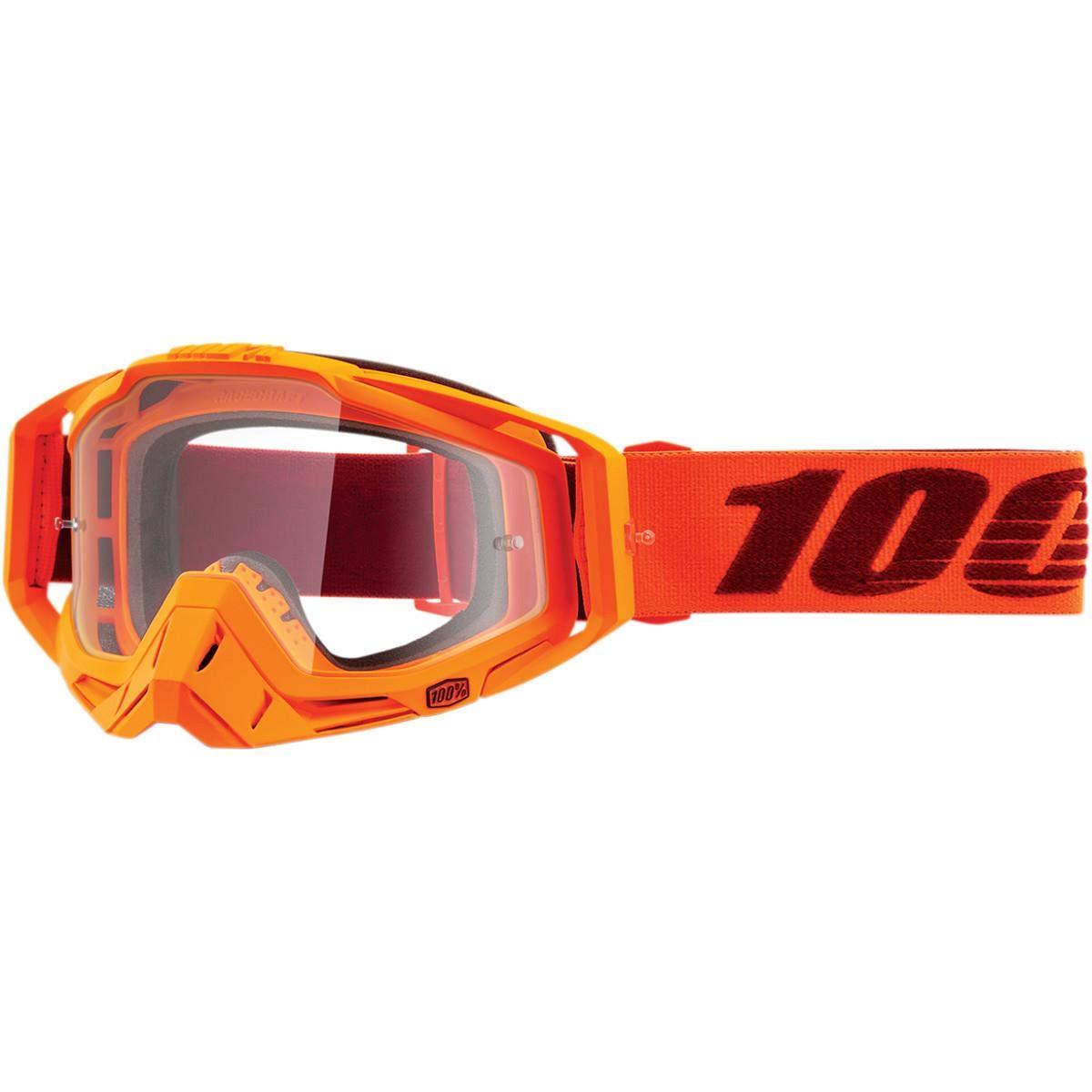 Unbekannt Herren Racecraft Clear Lens Schwimmbrille