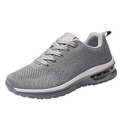 ELECTRI Chaussures de Course,Mode Sport Chaussures Hommes Femmes en Plein  Air Couple Boost Respirant 1a4db7423432