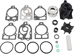 UANOFCN Mercury Marine Mercruiser Water Pump Impeller Repair Kit for Outboard & Alpha One Sterndrive 46-96148A8 46-96148Q8