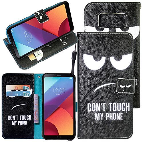 Galaxy S8 Active Case, Harryshell Kickstand Flip PU Wallet Leather Protective Case Cover with Card Slot Wrist Strap for Samsung Galaxy S8 Active