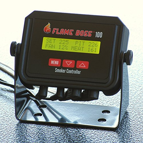 Flame Boss 100 Kamado Grill & Smoker Temperature Controller by Flame Boss