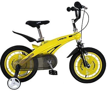 Nueva bici para niños de aleación de magnesio Bicicleta 4 - Bicicleta de 10 años para pedales , 3: Amazon.es: Deportes y aire libre