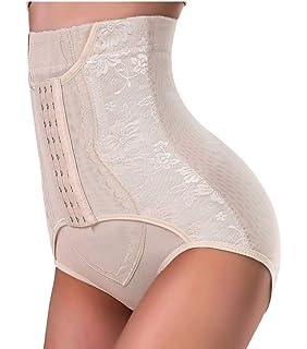 d63df9bbdb Nebility Women Butt Lifter Shapewear Hi-Waist Tummy Control Body Shaper  Shorts Waist Trainer Panty