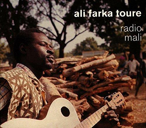 CD : Ali Toure Farka - Radio Mali (CD)