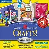 American Greetings CreataCard Crafts 7 (Jewel Case)
