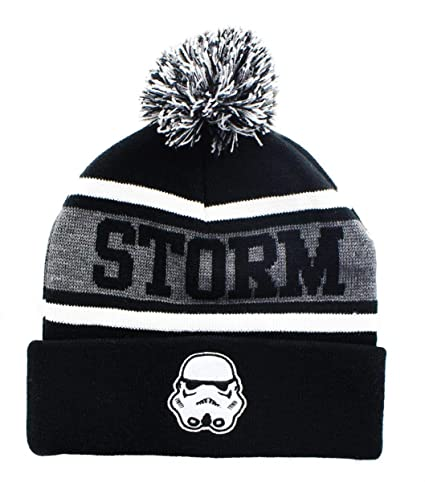 a708fc2bef0 Amazon.com   Star Wars Stormtrooper Pom Beanie   Everything Else